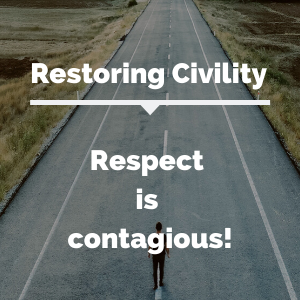 Respect Is Contagious