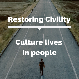 Culture Lives in People